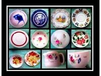 SELECTION OF SMALL DISHES/SAUCERS/BOWLS - 12 ITEMS - FOR SALE