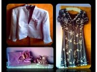 'PHASE EIGHT' - LADIES WEDDING OUTFIT - SIZE 18 - FOR SALE