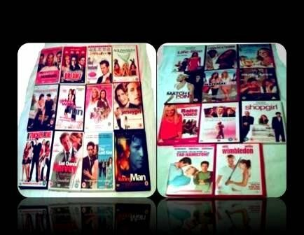 CHICK FLICK DVDS - 23 FILMS - FOR SALE