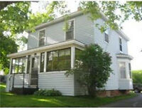 Newly renovated 5 bedroom house in Sackville NB