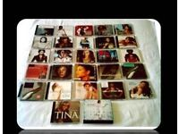 MUSIC CDS - FEMALE SINGERS (31 discs)- FOR SALE