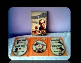 RISING DAMP COMPLETE TV SERIES & FILM - DVD - COMEDY BOXSET - FOR SALE