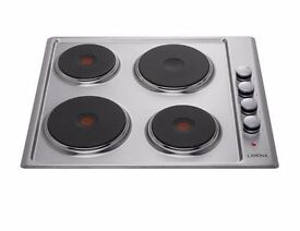 Lamona Stainless Steel Electric Hob - Brand new