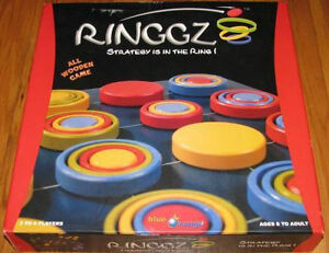 RINGGZ strategy game- new condition/mint