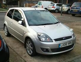 Ford Fiesta Zetec 1.25 CLIMATE 2008 (08 plate)