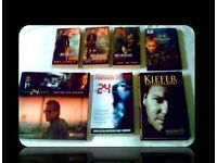 KIEFER SUTHERLAND/JACK BAUER BUNDLE - 7 ITEMS - FOR SALE