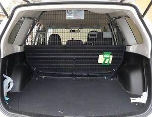 Subaru cargo barrier Elwood Port Phillip Preview