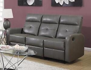 MEUBEL.CA   $599 - NEUF - Sofa - Bonded Leather