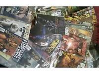 Box of 70+ comics