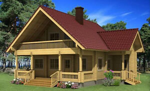 UP  TO  50% discount on Log Cabin KITS