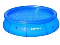 8ft best way fastset pool and accessories