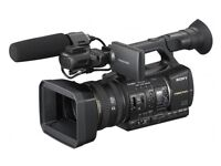 Sony NX5E Full HD with 20x zoom