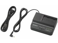 Sony BC/U1 Battery charger / AC Power Adapter, Brand New