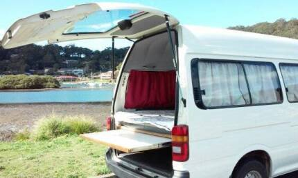 1998 Toyota Hiace Kincumber Gosford Area Preview