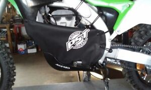 Snowbike Engine Jackets! Stop running cold!