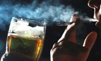 Participants needed for a 2-session alcohol and smoking study