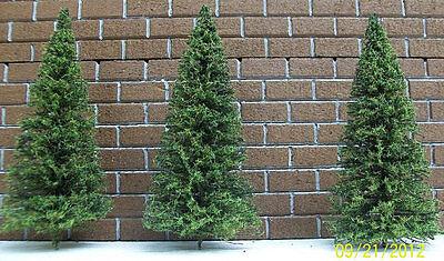 Pine Trees / 35 Pack, Diorama, Doll House / O Gauge Model Railroads/ Miniatures