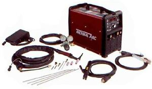 Thermal Arc 186 ac/dc tig welder with Foot Control