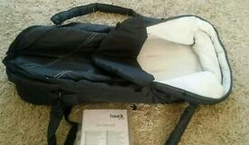 Hauck 2 in 1 carrycot brand new