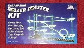 Roller Coaster Puzzle Kit Build your own