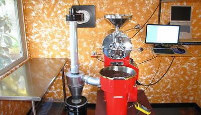 Cyclone Separator For Shop Vacuum Coffee Roasters
