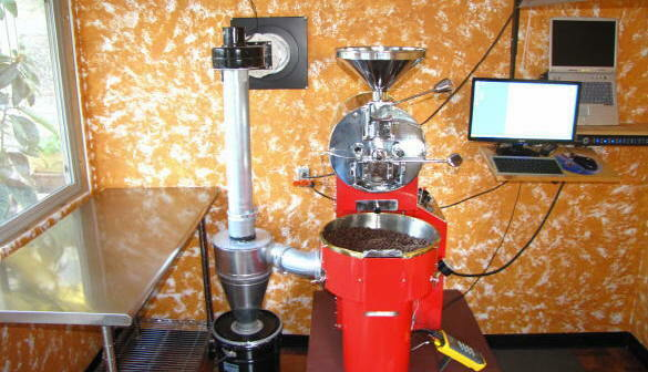 Cyclone Separator for Shop Vacuum & coffee roasters