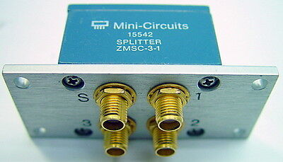 Mini-circuits15542 Splitter Zmsc-3-1