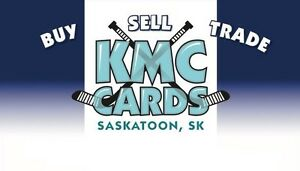 KMC Sports cards and Memorabilia