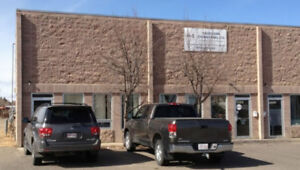 WAREHOUSE SPACE for Lease North Lethbridge