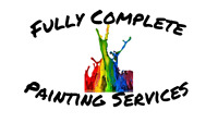 Fully Complete Painting Services