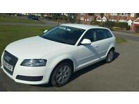 Audi A3 3dr Sportback Excellent condition reduced price view now!!!