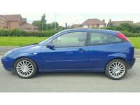 Ford Focus ST170 (2004)