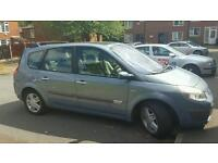 Renault grand scenic privilege 2004