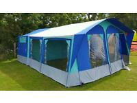 Conway centuary trailer tent