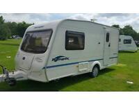2004 bailey ranger 460/2 caravan