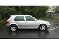 2002 VOLKSWAGEN GOLF 1.9 GT TDI 130 BHP £895