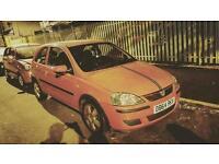 Vauxhall corsa NOT AUDI BMW SEAT YARIS TOYOTA MINI GOLF VW POLO IBIZA