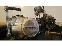 Pitbike engine x-tream