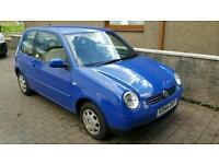 Volkswagen lupo 2001 * 1 years mot* (not corsa clio picanto fiesta punto c1)