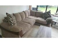 Corner suite/sofa