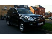 Toyota Land Cruiser 3.0 D-4D LC5 5dr - 7 Seater - Fully Loaded - £7600 ONO - 1 Previous Owner