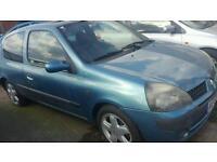 2002 RENUALT CLIO