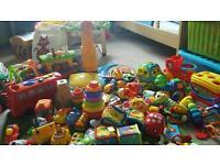Baby toys plus baby walker