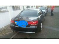 BMW Series 3 Convertable/Cabrio 2007 2.0 petrol