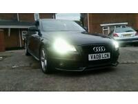 Audi A4 tdi S line black edition rep remapped