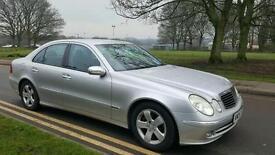 Mercedes e270 2005 avantgarde LowMileage * 110k *