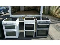 Like new! Reconditioned ceramic top cookers + 6 months warranty