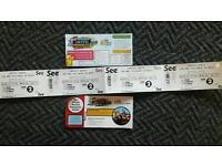 4X Car Fest Tickets