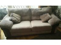 Dfs extra large 2 seater sofa