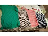 Size 10 maternity clothes